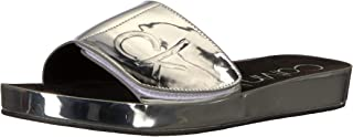 Calvin Klein Women's Marlina Flat Sandal