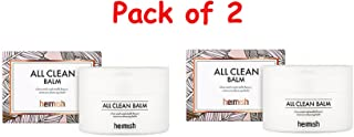 [Pack of Two] Heimish All Clean Balm / Cleansing Balm with Ponytail Elastics