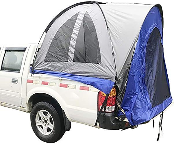 LZNK Tente de Camping de Tourisme en Plein air pour Construire Une Tente de Loisir Toit de Voiture Tente Wigwam étanche Famille Camping Anti UV Tente familiale pour
