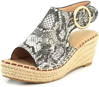 Womens Cirkly Espadrille Wedge Sandal