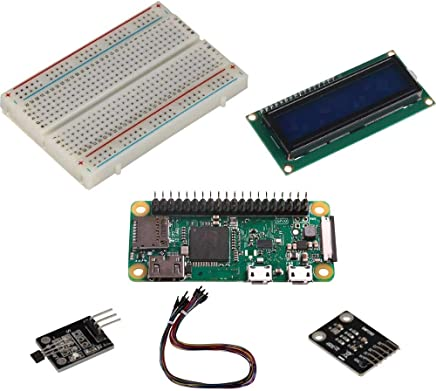 MAKERFACTORY Raspberry Pi® Zero Sensor Set 512 MB incl. Software - Trova i prezzi più bassi