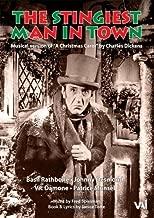 Stingiest Man in Town by Basil Rathbone