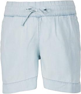 Queen Mum Women's Shorts Woven Dhaka Maternity Shorts