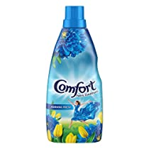 Comfort After Wash Fabric Conditioner Morning fresh variant For all day freshness and lasting fragrance, 860 ml