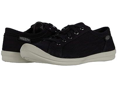 Keen Lorelai Sneaker Hemp (Black) Women