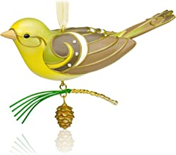 QXE3759 Lady Western Tanager The Beauty of Birds 2015 Special Edition Repaint Hallmark Ornament