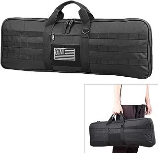 KRATARC Archery Takedown Recurve Soft Bow Case Tactical Bow Holder Bag