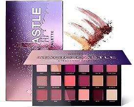 18 Colors Pearl Powder Matt And Shimmer Eyeshadow Pigments Waterproof Smoky Makeup Palette