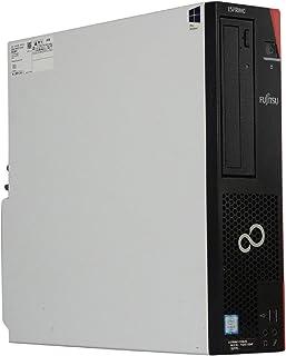 中古パソコン Windows10 デスクトップ 一年保証 富士通 ESPRIMO D586/M(MX) Core i5 6500 3.2(~最大3.6)GHz MEM:8GB HDD:500GB DVD-ROM Win10Pro64Bit