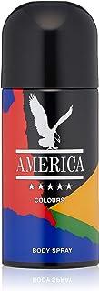 Milton Lloyd America Colours Body Spray Fragrance for Men, 150 ml
