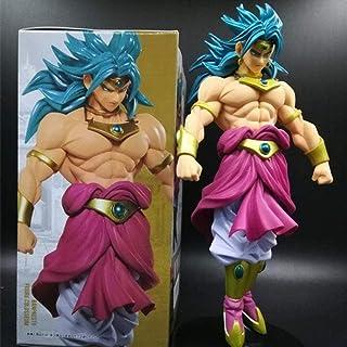 LF-YGJ Estatua de Anime Dragon Super Broly Dragon Broly DOD PVC Figura de acción Dragon Ball Super Broly Fighting Modelo C...