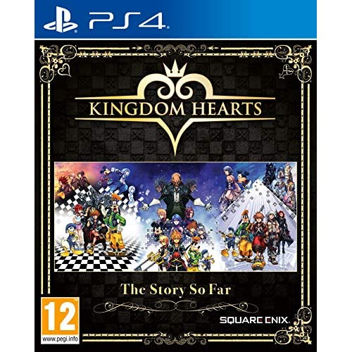 Kingdom Hearts The Story So Far - - PlayStation 4 - Inglese/Sottititoli Italiani
