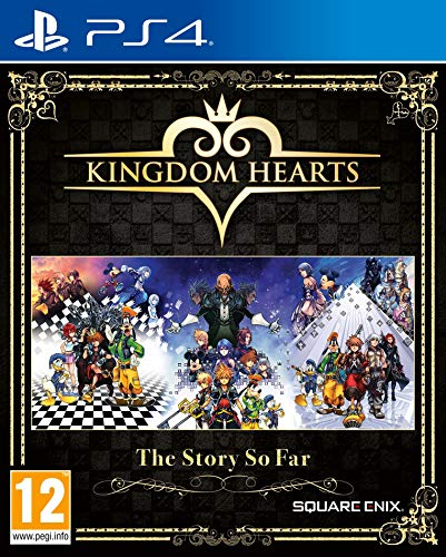 Giochi per Console Square Enix Kingdom Hearts The Story So Far