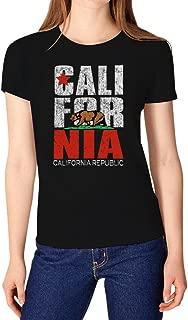 Women's - California Republic T-Shirt