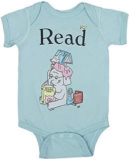 Literary Book-Themed Baby Infant Bodysuit