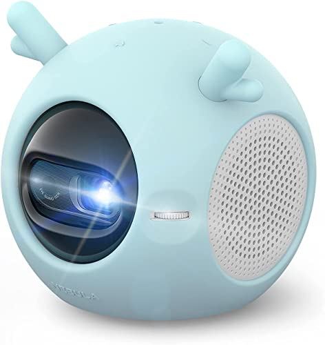 popular Anker Nebula sale Astro Mini Portable Projector with wholesale Official Sillicone Cover(Blue) outlet online sale