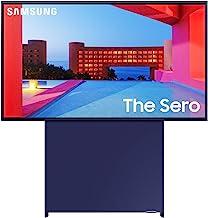 """Samsung 43"""" Class The Sero QLED LS05 Series TV - 4K UHD Quantum HDR Smart TV with Alexa Built-in (QN43LS05TAFXZA, 2020 Model)"""