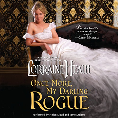 Once More, My Darling Rogue audiobook cover art