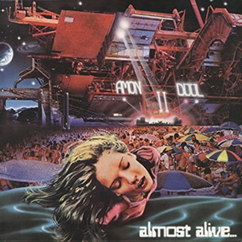 almost alive LP