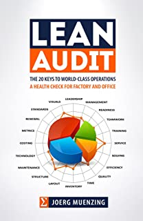 Lean Audit: The 20 Keys To World-Class Operations, A Health Check For Factory And Office