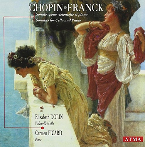 Chopin/Franck Cellosonaten