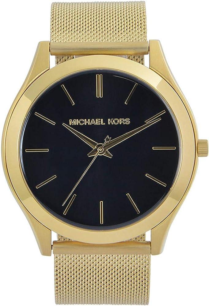 Michael kors, orologio da uomo,in acciaio inossidabile MK8657