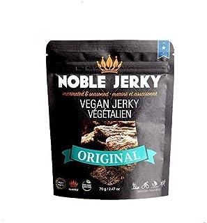 Vegan Jerky -Vegan Jerky - Plant Based - Non-GMO - 70 grams
