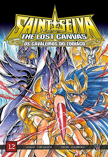 Cavaleiros do Zodíaco - Lost Canvas Especial - Vol. 12