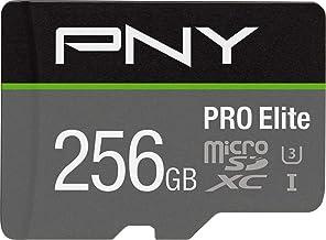 PNY 256GB PRO Elite Class 10 U3 microSDXC Flash Memory Card