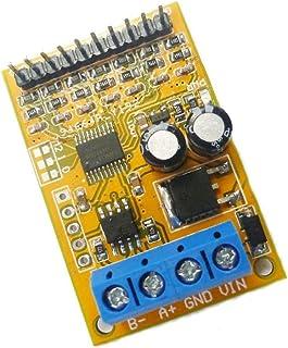 Temperatur-Sensor-Modul Steuerungsschalttafel RS485 Modbus RTU Fern Acquisition Externe Digitalanzeige Blau