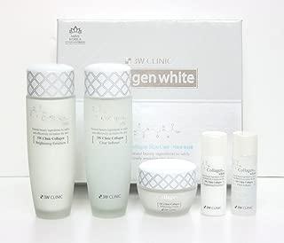 [3W CLINIC] Collagen White Skin Care 3-Piece Set / whitening,soft,moisturized / Korean Cosmetics