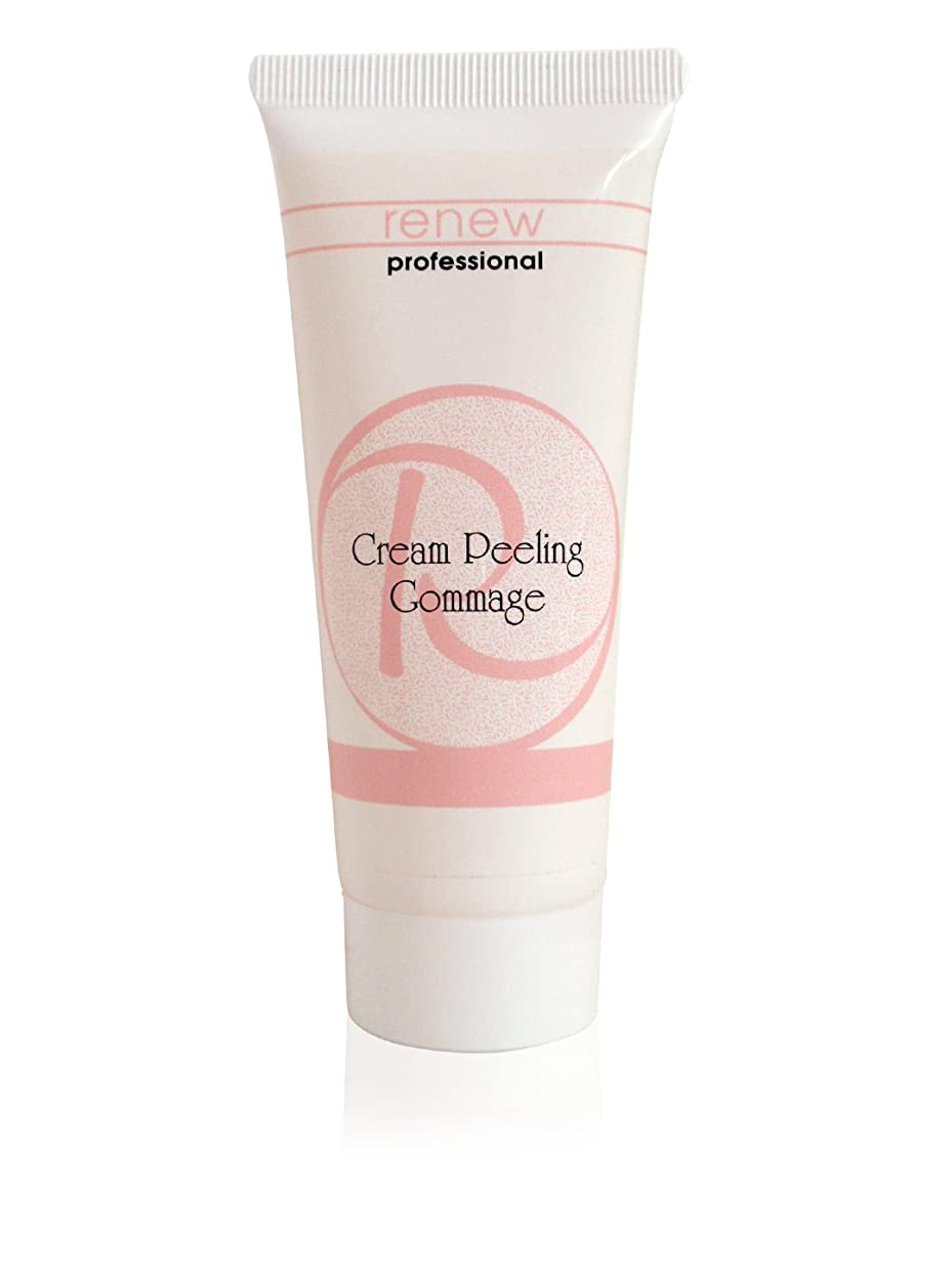 タイムリーなクルーズブロックRenew Cream Peeling Gommage 70ml