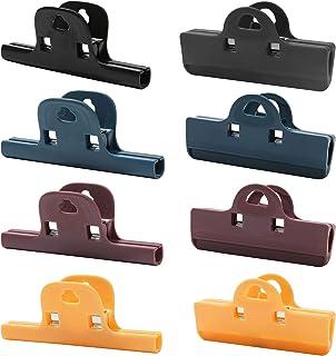 Geoyien clips détanchéité en plastique, clips de sac alimentaire Hydrofuge clips de fermeture clips de sac détanchéité pou...