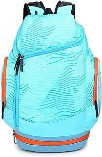 Gofar Lightweight Backpack Large School Bag Travel Rucksack holds shoes basketball Fits 15.6-inch Laptop (Blue)