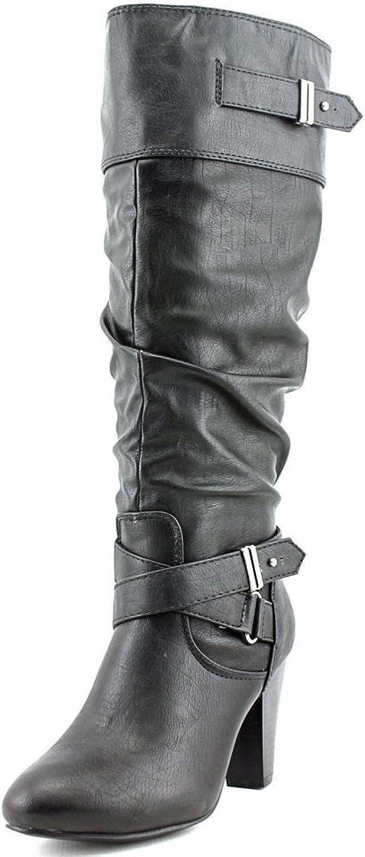 Rampage Eliven Knee High Boot 5.5 M Black