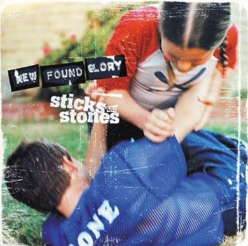 Sticks & Stones (UK version with 1 bonus tracks)