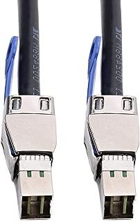 CableDeconn External HD Mini SAS SFF 8644 to Mini SAS SFF 8644 Cable (1M)