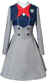 Mocona Darling Cosplay Costume Full Set School Uniform Dress