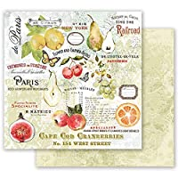Prima Marketing Fruit Paradise Double-Sided Cardstock 12X12-The Special