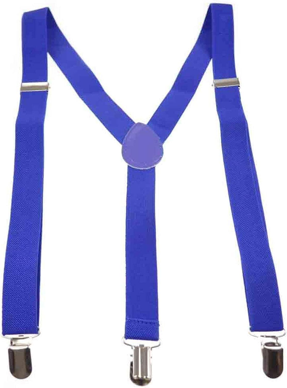 Unisex Adjustable Slim Braces