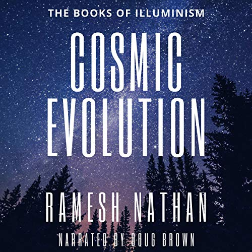Cosmic Evolution audiobook cover art
