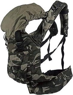 抱っことおんぶで使える 抱っこ紐 つかれにくい 腰ベルト付きウエストベルトキャリー 純綿 新生児 防寒フードカバー ヒップシート ポーチ付き