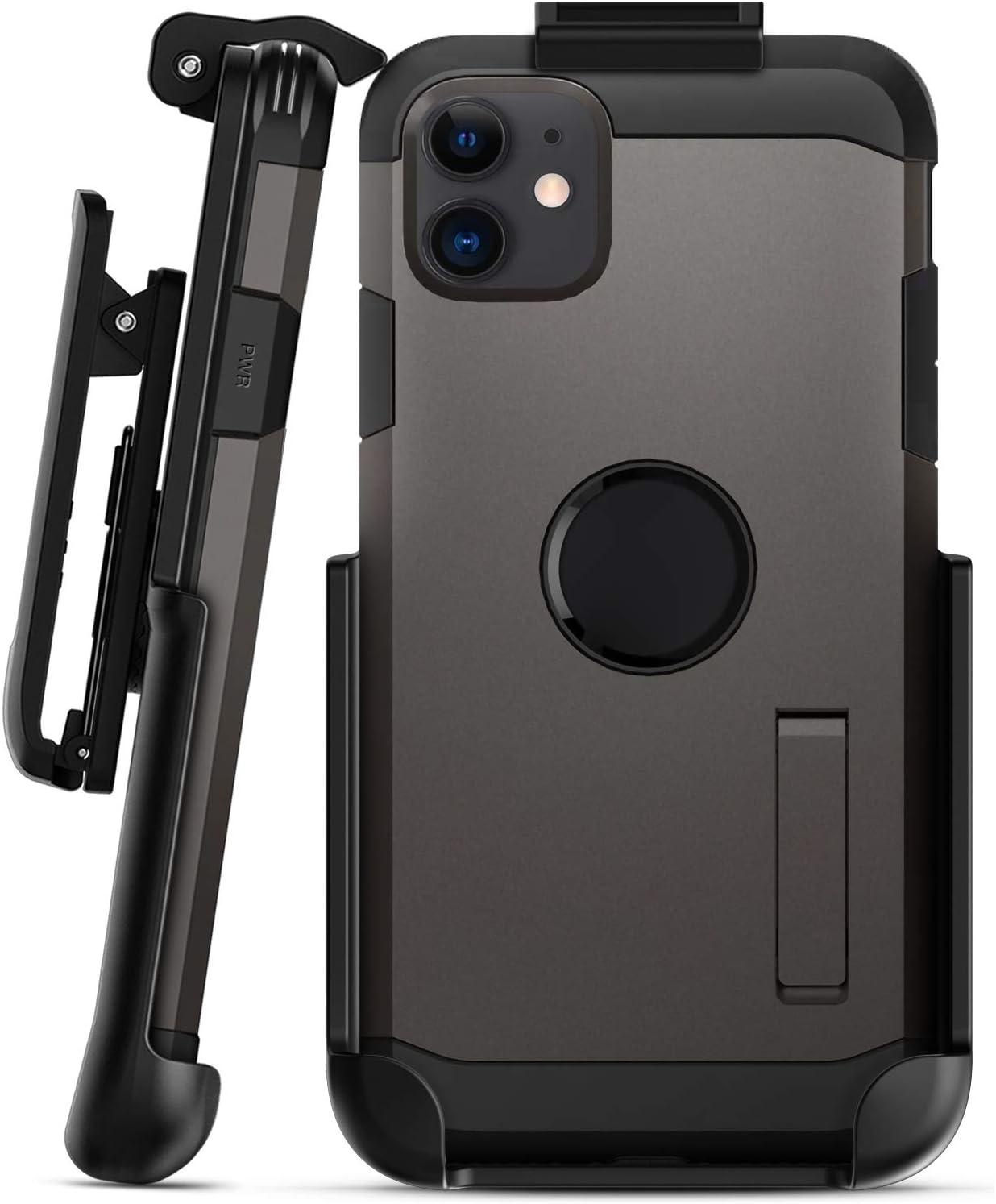 Encased Belt Clip Holster for Spigen Tough Armor - iPhone 11 (Holster Only - Case is not Included)