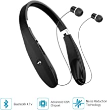 Portronics POR-927 Harmonics 200 Wireless Stereo Headset with Faster & Stable Connectivity.