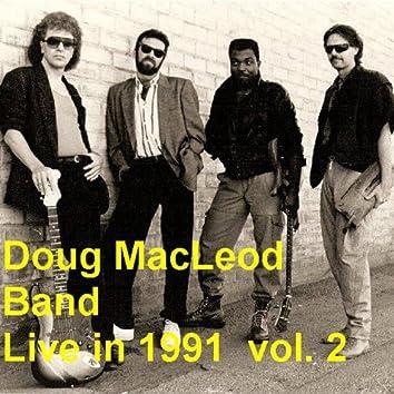 Live in 1991 Volume 2