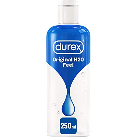 Durex Pleasure Gel Feel Lubrificante Intimo, 250ml