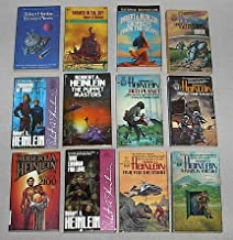 Robert Heinlein Box Set: Between Planets; Farmer in the Sky; Grumbles From the Grave; Have Space Suit-Will Travel; Podkayne of Mars; Puppet Masters; Red Planet; Rocket Ship Galileo; Revolt in 2100; Time Enough for Love; Time for Stars; Tunnel in Sky