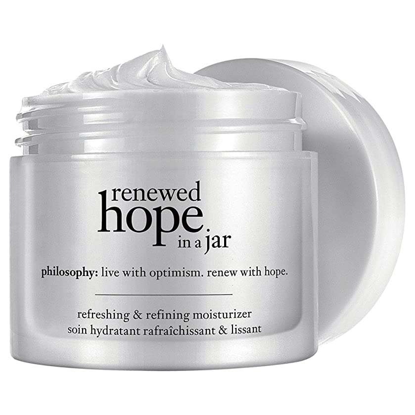 サンダー用心深いマントル瓶内の哲学新たな希望を、60ミリリットル (Philosophy) - Philosophy Renewed Hope In a Jar, 60ml [並行輸入品]