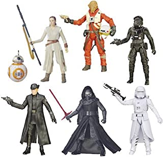 Star Wars TFA Black Series 6-Inch Action Figures Wave 4 Case