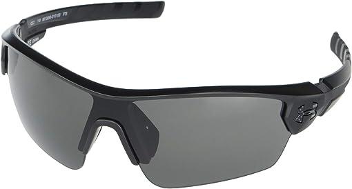 Freedom ANSI Satin Black/Black Frame/Gray Lens